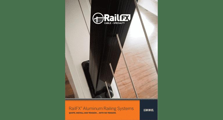 RailFX Aluminum Railing Systems