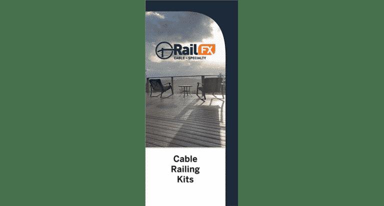 cable railing kits